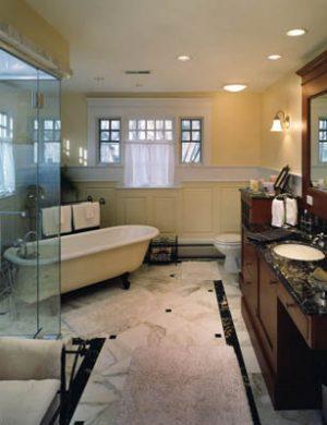 Historic Renovation - Bathroom - Leesburg