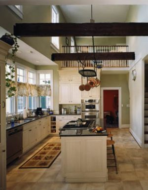 Historic Renovation - Whole House Remodel, Kitchen view - Leesburg
