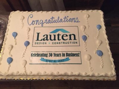 Cake 30th