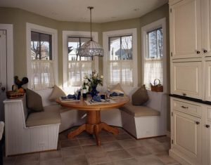 Kitchen Dining Area - Leesburg