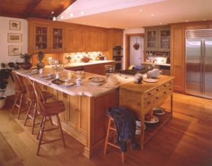 Historic Renovation Kitchen - Lincoln