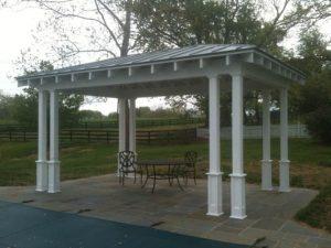 Pavilion - Middleburg