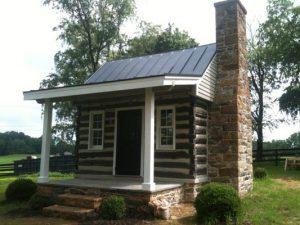 Historic Log Home Renovation - Middleburg