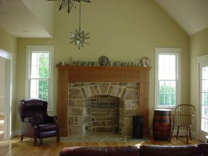Fireplace - Purcellville