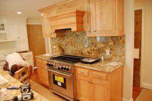 Kitchen Remodel - Round Hill