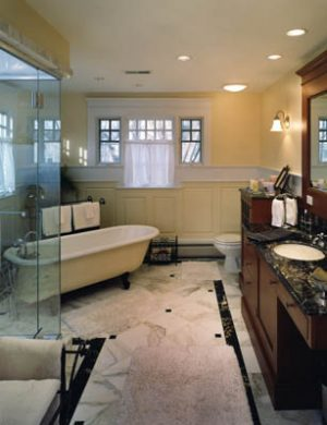 Historic Renovation - Bathroom - Leesburg