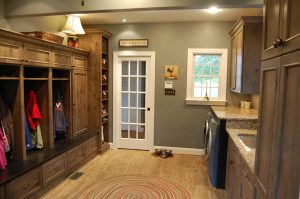 Mudroom / Laundry Room Addition